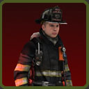 Showcase Fire Fighter